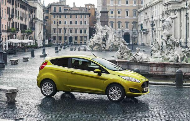 """Ford Fiesta 1.0 EcoBoost este """"Maşina Anului 2013 pentru Femei"""" - Poza 1"""