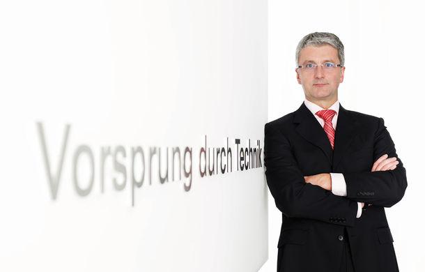Audi va atinge în 2013, cu doi mai devreme decât era prevăzut, ţinta de 1.5 milioane de maşini vândute - Poza 1
