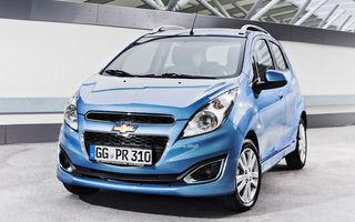Chevrolet va lansa viitorul Spark în 2015