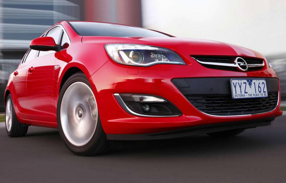Opel se retrage din Australia după un an de activitate - Poza 1