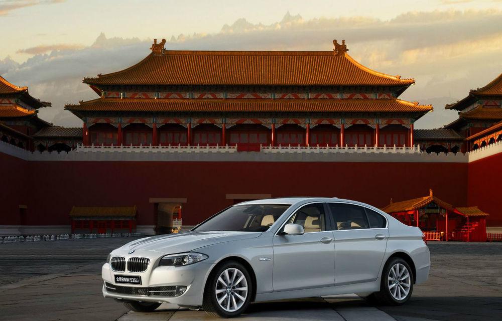 BMW şi partenerii de la Brilliance recheamă în service 143.000 de maşini în China - Poza 1