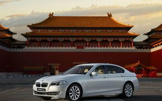 BMW şi partenerii de la Brilliance recheamă în service 143.000 de maşini în China