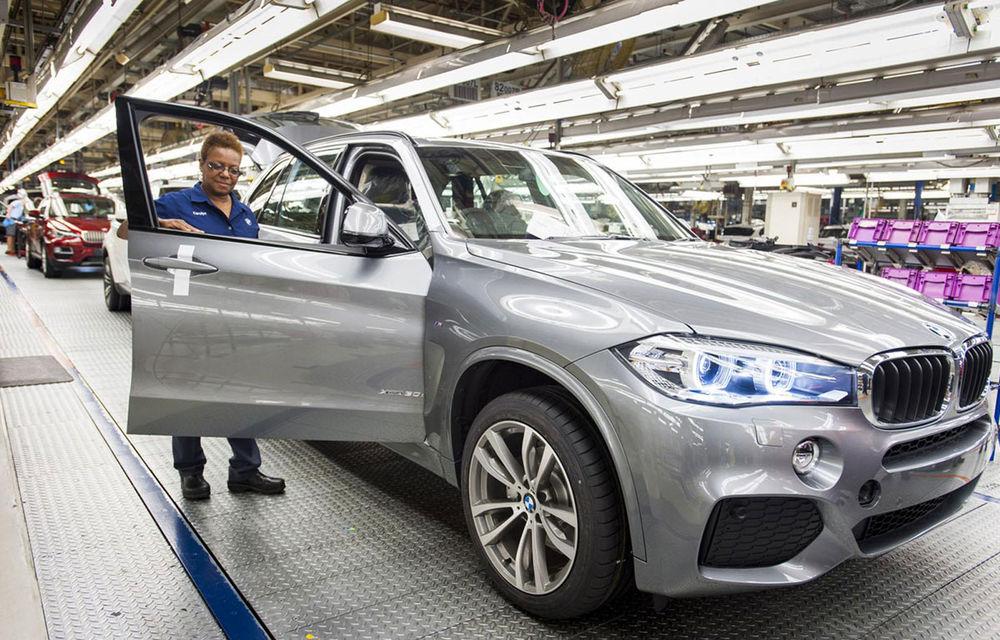 BMW a început producţia noii generaţii X5 - Poza 1
