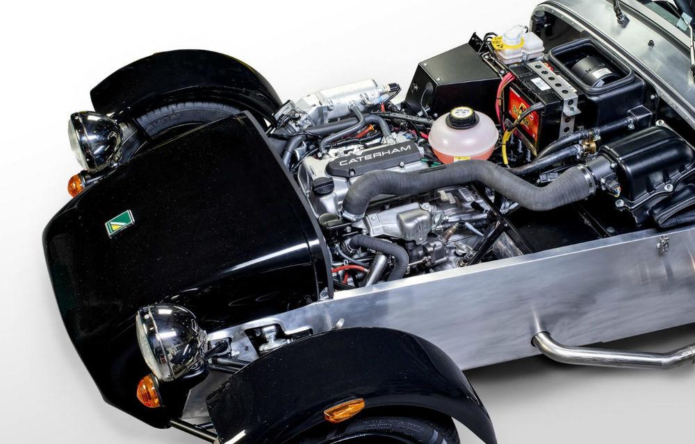 Caterham introduce un motor Suzuki pe viitorul său entry-level - Poza 1
