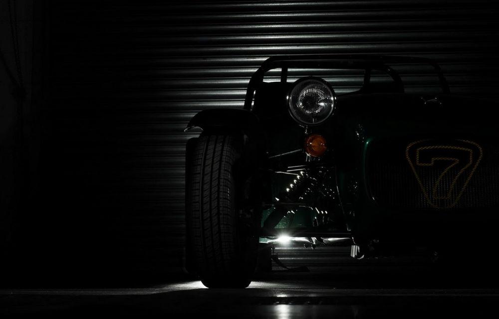Caterham introduce un motor Suzuki pe viitorul său entry-level - Poza 2
