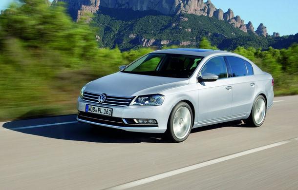 Noul Volkswagen Passat este pregătit de lansare în 2014 - Poza 1
