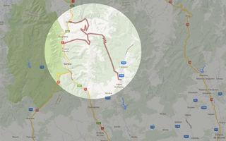 Buşteni-Valea Doftanei, primul drum din România construit din fonduri private, va fi deschis în 22 august