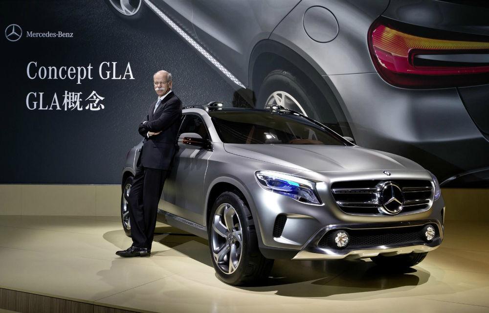 Mercedes-Benz va comercializa maşini pe internet - Poza 1