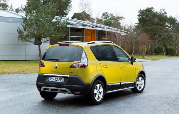 Preţuri Renault Grand Scenic facelift în România: start de la 19.096 euro - Poza 16