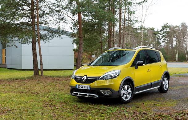 Preţuri Renault Grand Scenic facelift în România: start de la 19.096 euro - Poza 6