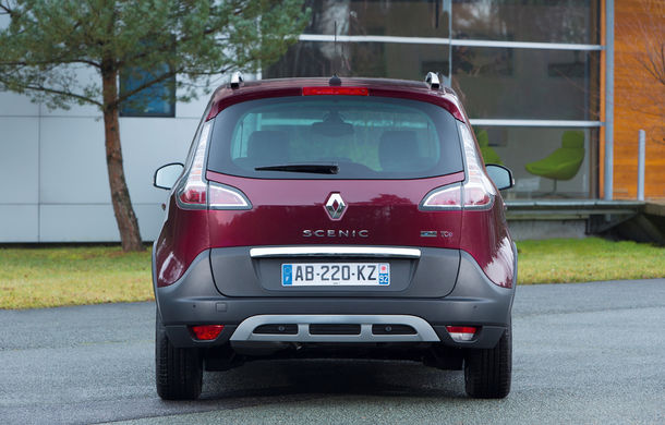 Preţuri Renault Grand Scenic facelift în România: start de la 19.096 euro - Poza 13