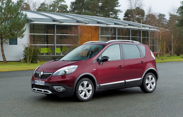 Preţuri Renault Grand Scenic facelift în România: start de la 19.096 euro - Poza 9