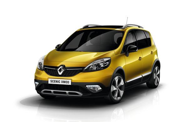 Preţuri Renault Grand Scenic facelift în România: start de la 19.096 euro - Poza 14