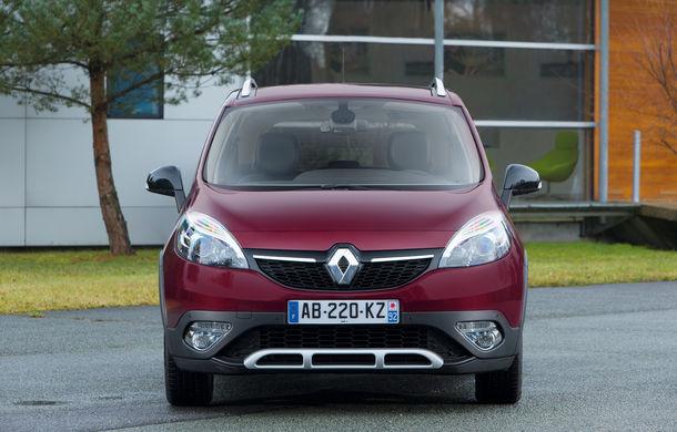 Preţuri Renault Grand Scenic facelift în România: start de la 19.096 euro - Poza 17