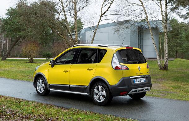 Preţuri Renault Grand Scenic facelift în România: start de la 19.096 euro - Poza 3