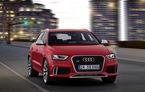 Audi RS Q3 a intrat în producţie