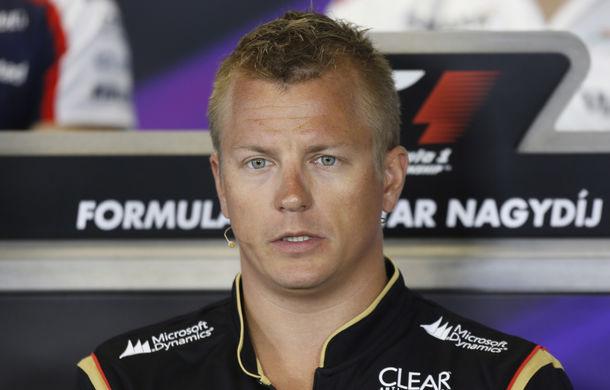 Raikkonen are mai multe opţiuni pentru 2014, inclusiv Ferrari - Poza 1