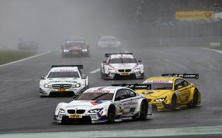 REPORTAJ: Prezent şi trecut pe Nurburgring - între DTM 2013 şi românul care a bătut germanii la ei acasă