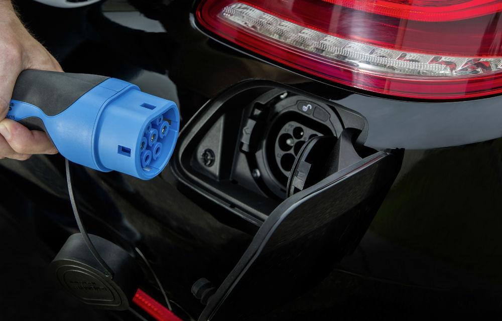 Mercedes-Benz S500 Plug-in Hybrid: consum mediu de 3.0 litri la sută - Poza 4