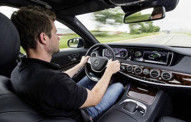 Mercedes-Benz S500 Plug-in Hybrid: consum mediu de 3.0 litri la sută - Poza 2
