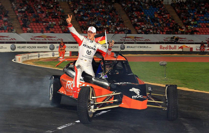Schumacher va concura la Race of Champions 2013 - Poza 1