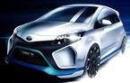 Toyota Hybrid R - detalii despre conceptul de 420 de cai putere