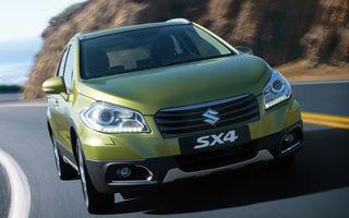 Preţuri Suzuki SX4 S-Cross în România: start de la 16.300 euro