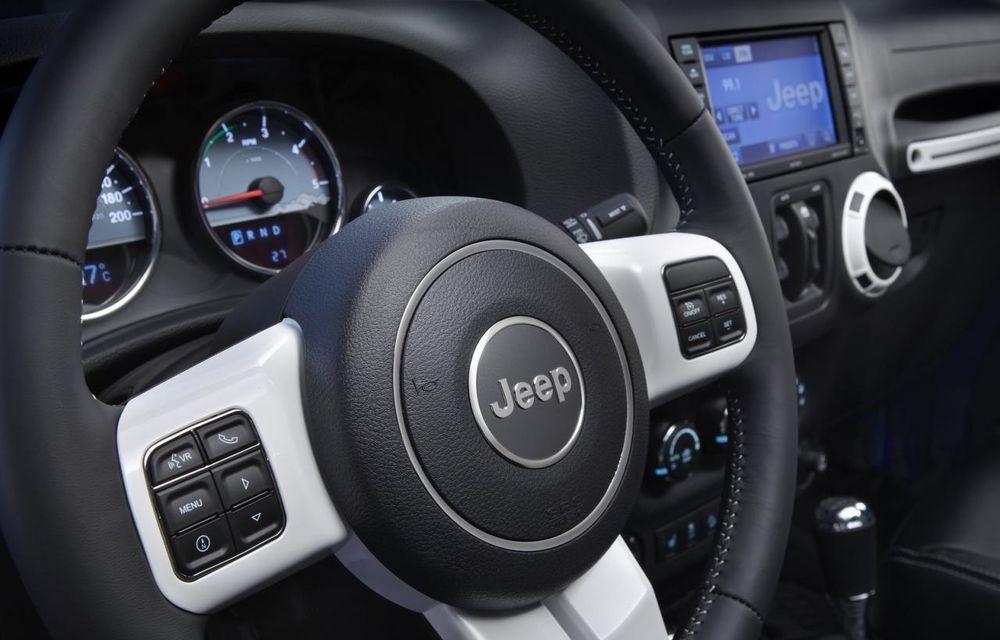 Jeep Wrangler Polar - premieră mondială la Frankfurt şi destinaţie exclusivă Europa - Poza 7