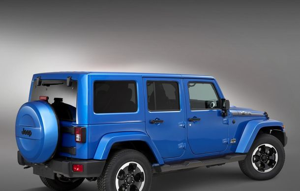 Jeep Wrangler Polar - premieră mondială la Frankfurt şi destinaţie exclusivă Europa - Poza 3