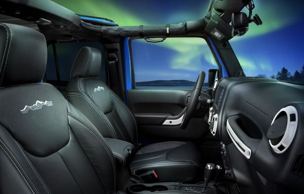 Jeep Wrangler Polar - premieră mondială la Frankfurt şi destinaţie exclusivă Europa - Poza 9