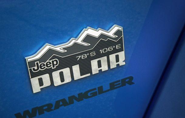Jeep Wrangler Polar - premieră mondială la Frankfurt şi destinaţie exclusivă Europa - Poza 4