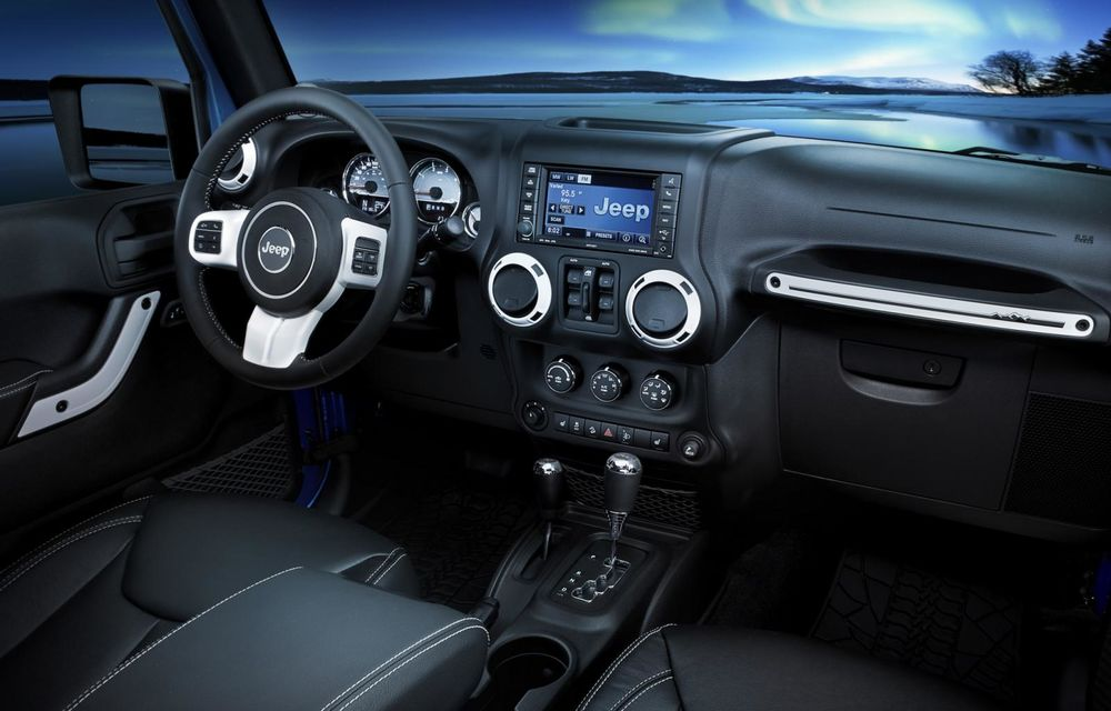 Jeep Wrangler Polar - premieră mondială la Frankfurt şi destinaţie exclusivă Europa - Poza 5