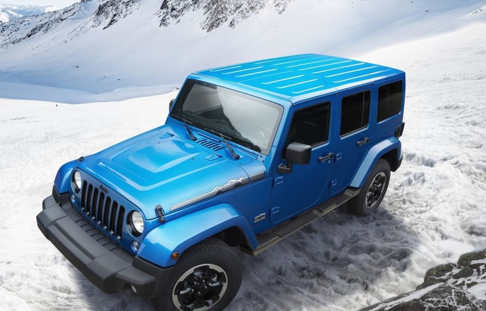 Jeep Wrangler Polar - premieră mondială la Frankfurt şi destinaţie exclusivă Europa - Poza 2