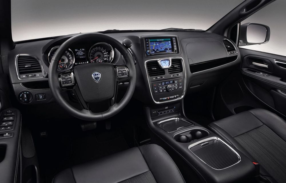 Lancia Delta facelift şi ediţia specială Voyager S vor debuta la Frankfurt - Poza 4