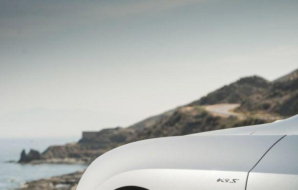 Bentley Continental GT V8 S, o versiune mai puternică a modelului britanic - Poza 4