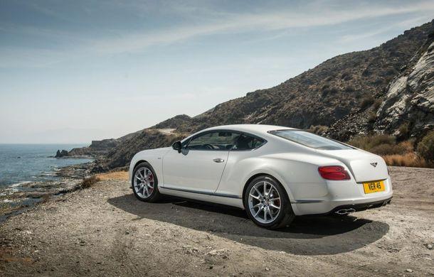 Bentley Continental GT V8 S, o versiune mai puternică a modelului britanic - Poza 6