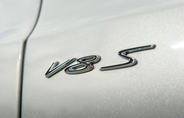Bentley Continental GT V8 S, o versiune mai puternică a modelului britanic - Poza 10