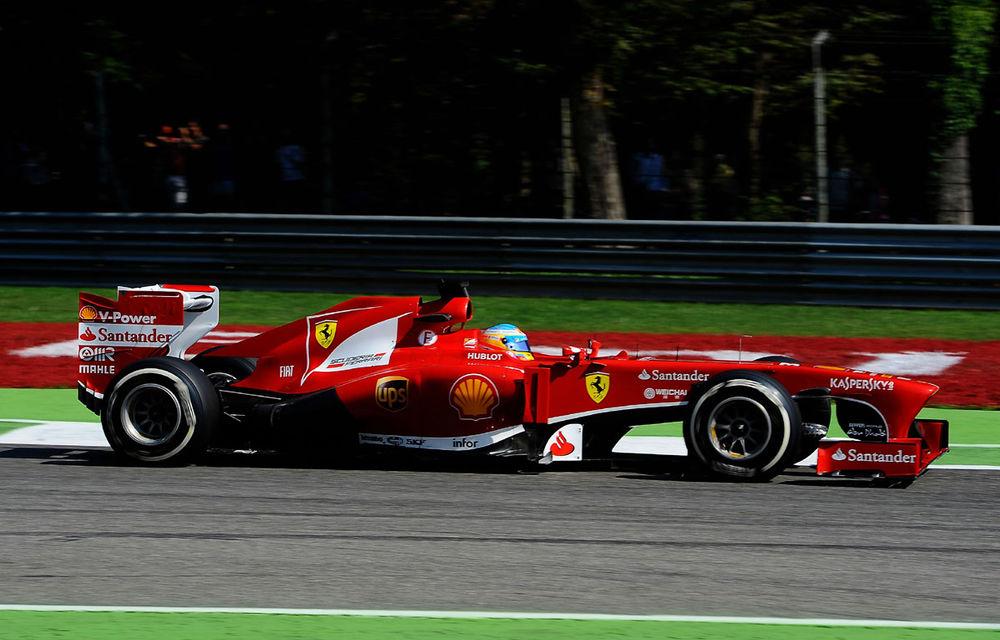 """Alonso: """"Am fost mai rapid în calificări datorită lui Massa"""" - Poza 1"""