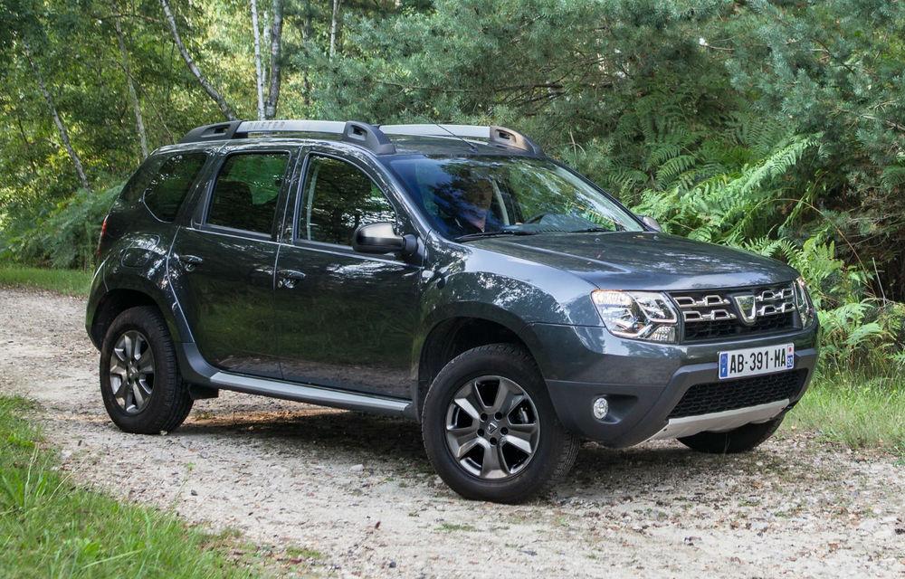 Dacia Duster facelift: SUV-ul primeşte motorul 1.2 TCe de 125 CP - Poza 1