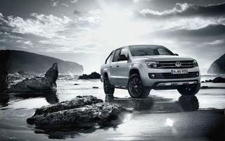 Volkswagen Amarok Dark Label, o ediţie specială pentru Frankfurt