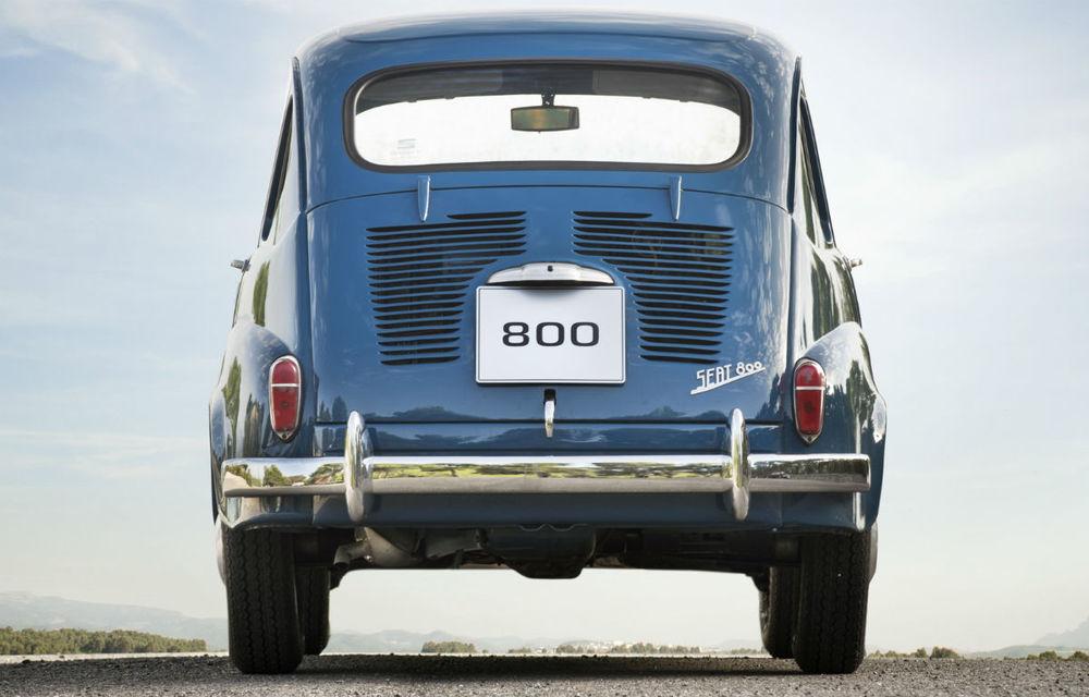 POVEŞTI AUTO: SEAT 600 - maşina care a motorizat Spania - Poza 23