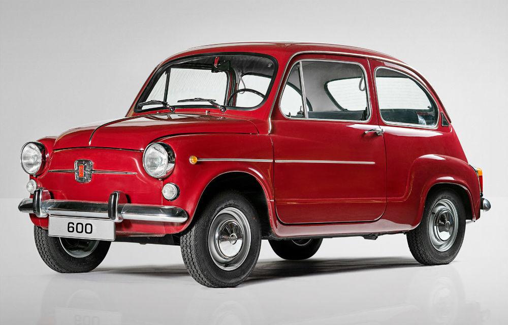 POVEŞTI AUTO: SEAT 600 - maşina care a motorizat Spania - Poza 1