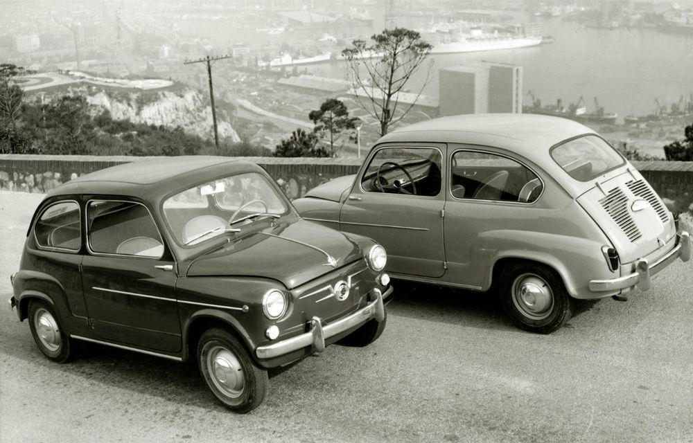 POVEŞTI AUTO: SEAT 600 - maşina care a motorizat Spania - Poza 4