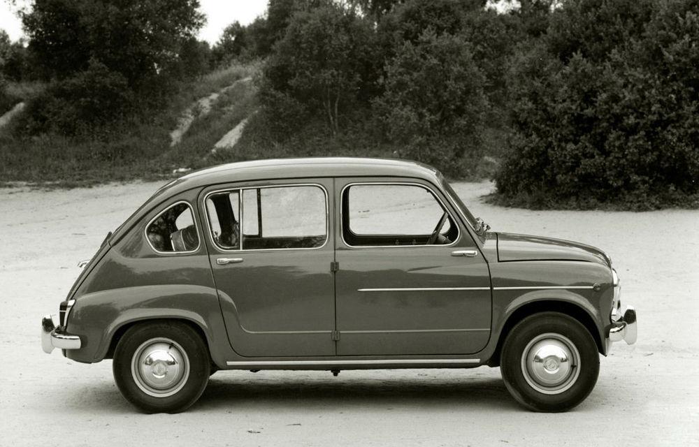 POVEŞTI AUTO: SEAT 600 - maşina care a motorizat Spania - Poza 3