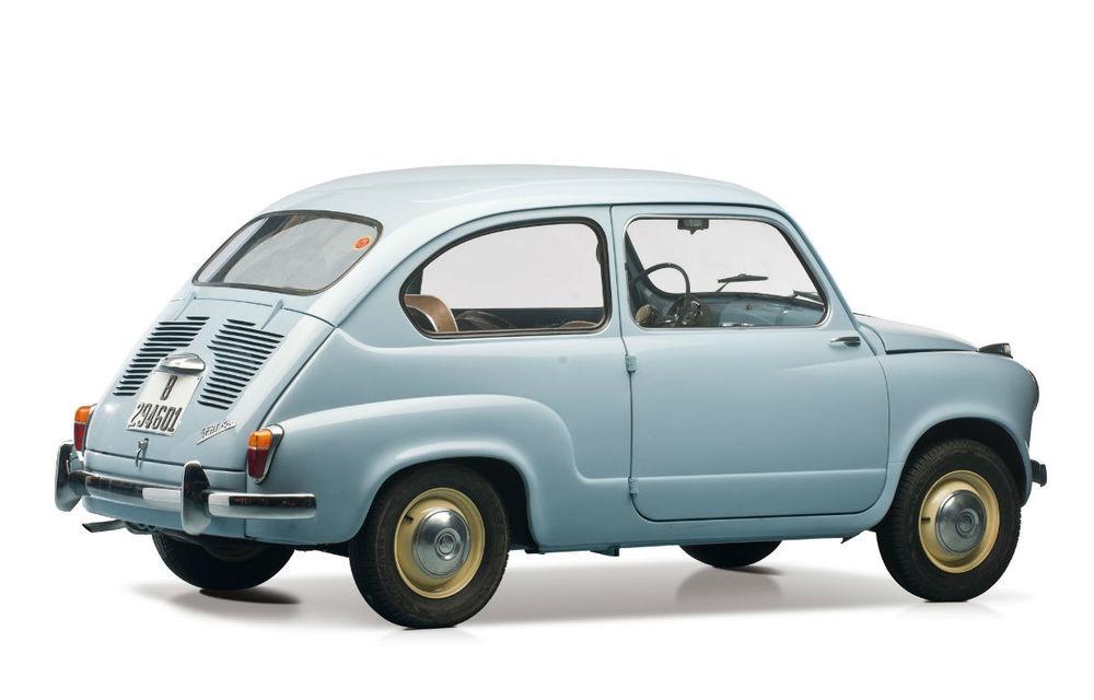 POVEŞTI AUTO: SEAT 600 - maşina care a motorizat Spania - Poza 14