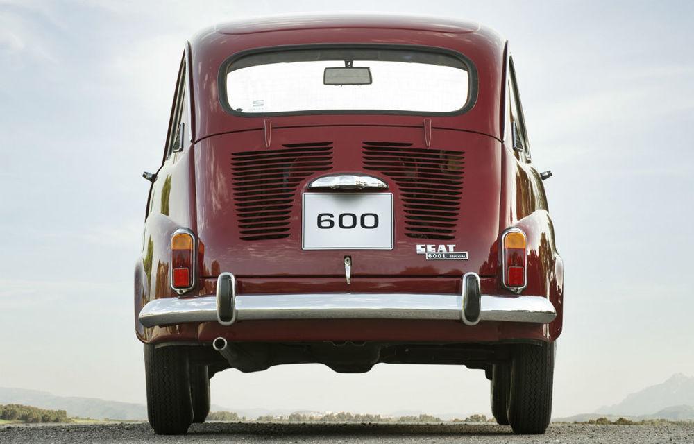 POVEŞTI AUTO: SEAT 600 - maşina care a motorizat Spania - Poza 18