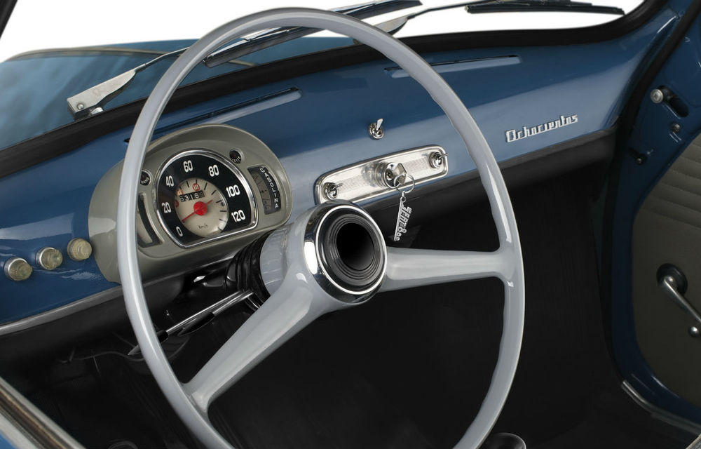 POVEŞTI AUTO: SEAT 600 - maşina care a motorizat Spania - Poza 26