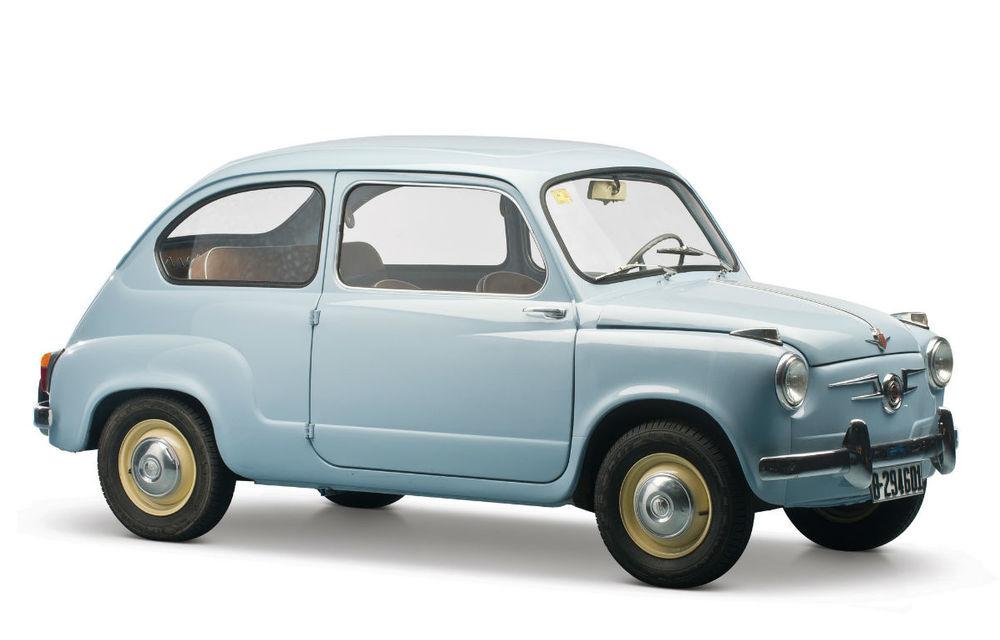 POVEŞTI AUTO: SEAT 600 - maşina care a motorizat Spania - Poza 15
