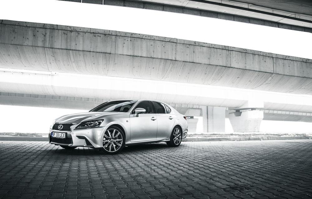 Test drive Lexus GS (2012-2015)