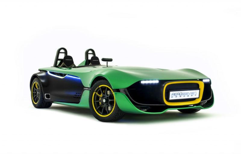 Caterham vrea să îşi extindă gama cu un SUV şi un subcompact - Poza 1